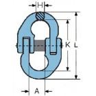 Grade100 Connecting Link European Type VG