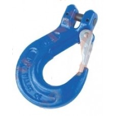 Grade100 Clevis sling hook with latch SGB