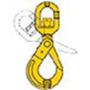 Swivel Self -Locking Hook CLW