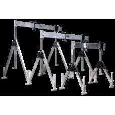 Quick-mounting Aluminium gantry crane
