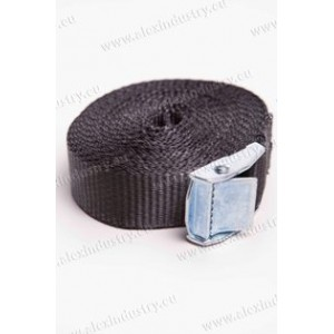 Cargo lashing straps with spring lock (200/400 kg)