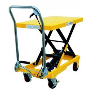 Hand Hydraulic Table Truck SP