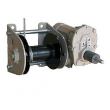 Battery driven worm gear winch WA200 kg