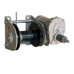 Battery driven worm gear winch WA200 kg