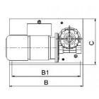 Elektriskās vinčas 400V-50Hz