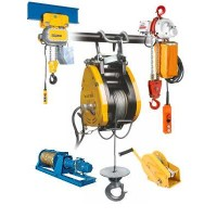 Winches and hoists